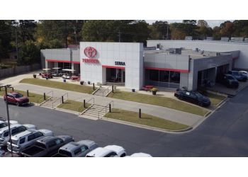 Birmingham car dealership SERRA TOYOTA