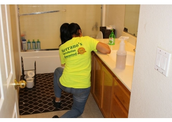 Stockton house cleaning service Serrano's Cleaning Services