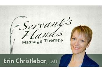 Lubbock massage therapy Servant's Hands Massage Therapy