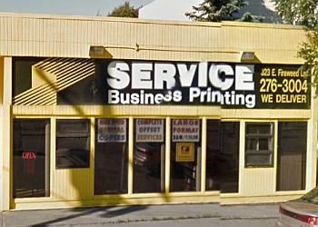 Anchorage printing service Service Business Printing