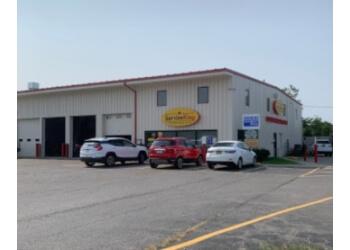 Rochester auto body shop Service King