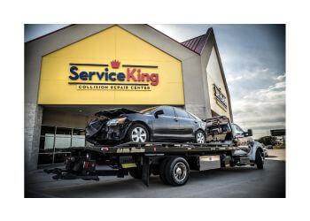 Las Vegas auto body shop Service King Collision Azure