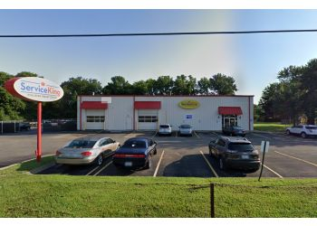 Clarksville auto body shop Service King Collision Clarksville