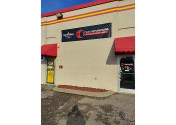 Nashville auto body shop Service King Collision Downtown Nashville