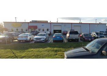 Columbus auto body shop Service King Collision Southwest Columbus