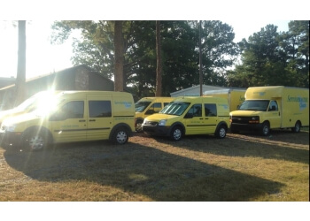 Little Rock commercial cleaning service ServiceMaster Twin Cities