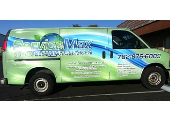 Las Vegas commercial cleaning service ServiceMax Green Cleaning Systems