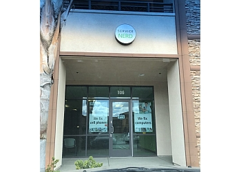 Rancho Cucamonga cell phone repair store Service Nerd