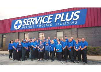 Indianapolis hvac service Service Plus Heating, Cooling & Plumbing