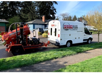 Portland plumber Service Plus Plumbing