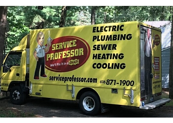 Grand Rapids hvac service Service Professor Inc.