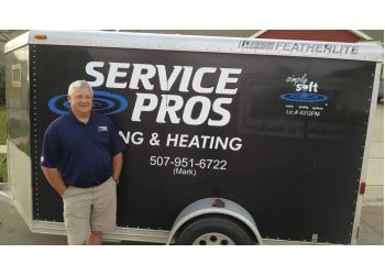 Rochester plumber Service Pros Plumbing and Heating, LLC