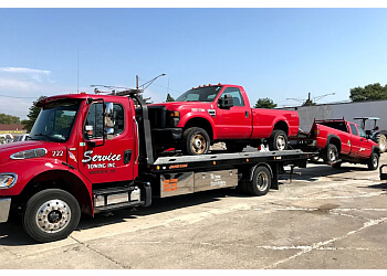 Warren towing company Service Towing Inc.