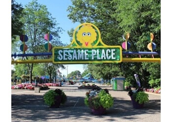Philadelphia amusement park Sesame Place
