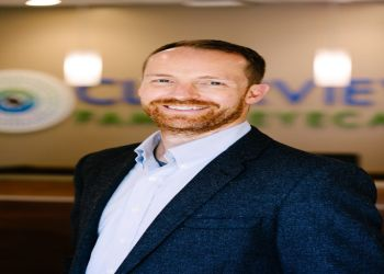 Memphis pediatric optometrist Seth Salley, OD - CLEARVIEW FAMILY EYECARE
