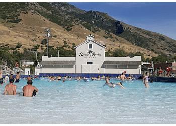 Salt Lake City amusement park Seven Peaks Waterpark