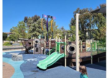 Sunnyvale public park Seven Seas Park