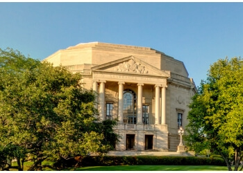 Cleveland landmark Severance Hall