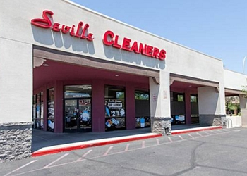 Scottsdale dry cleaner Seville Cleaners