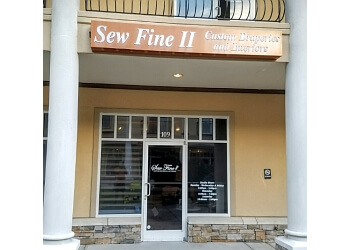 Durham window treatment store Sew Fine II Interiors