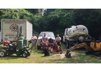 Wilmington septic tank service Sewer & Drain Medic
