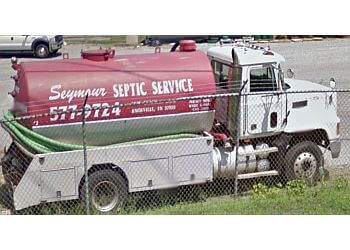 Knoxville septic tank service Seymour Septic Services, inc