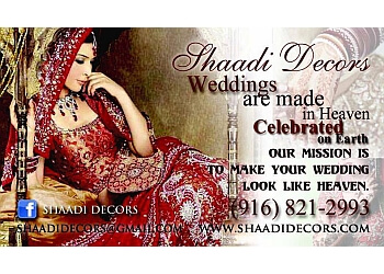 Elk Grove wedding planner Shaadi Decors