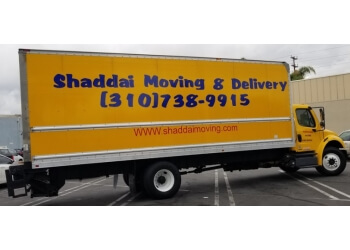 Palmdale moving company Shaddai Moving & Delivery
