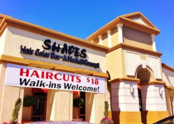 Roseville hair salon Shades Hair Color Bar and Salon