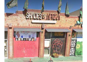 Long Beach gift shop Shades of Afrika