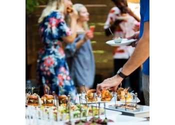New Haven caterer Shaken and Stirred Events