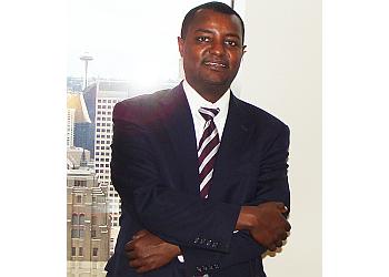 Seattle medical malpractice lawyer Shakespear N. Feyissa