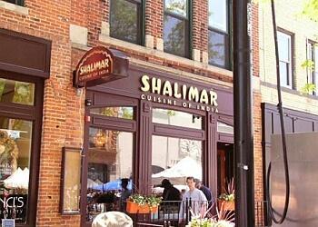 Ann Arbor indian restaurant Shalimar Cuisine of India