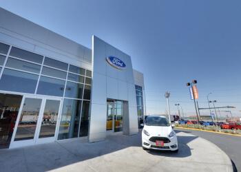 El Paso car dealership Shamaley Ford