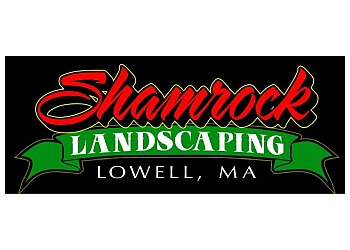 Lowell landscaping company Shamrock Landscaping