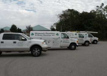 Orlando plumber Shamrock Plumbing and Drain Cleaning, Inc.
