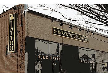 Hartford tattoo shop Shamrock Tattoo Company