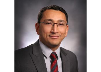 Grand Rapids neurologist Shan Abbas, MD