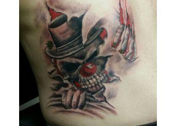 Augusta tattoo shop Shane's Custom Tattoos and Piercings