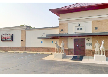 Grand Rapids japanese restaurant Shanghai Ichiban