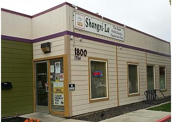 Boise City vegetarian restaurant Shangri-la Tearoom & Vegetarian Restaurant