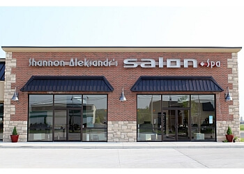 Evansville hair salon Shannon Aleksandr's Salon & Spa