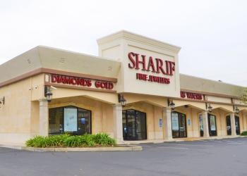 Sacramento jewelry Sharif Fine Jewelers