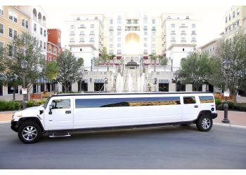 San Antonio limo service Shark Limousines