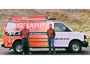 Tucson electrician Sharp Electric, LLC