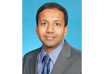 Rockford cardiologist Shaun Kurien, MD - OSF HEALTHCARE CARDIOVASCULAR INSTITUTE