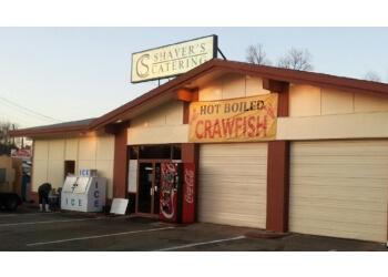 Shreveport caterer Shaver's Catering