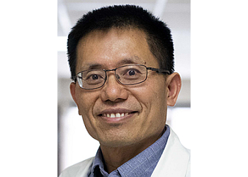 Little Rock endocrinologist Shawn Bao, MD