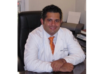 New York gastroenterologist Shawn Khodadadian, MD