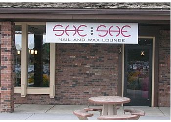 Fort Collins nail salon She She Nail and Wax Lounge